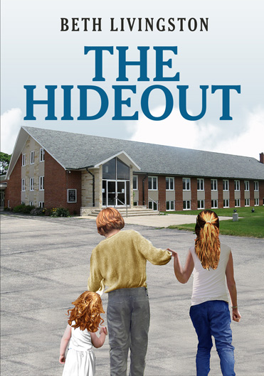 The Hideout book cover