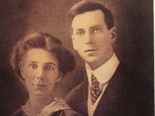 Isabella and Arthur Tuppen