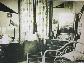Early Houghton Dorm Room